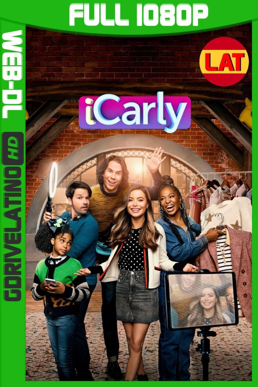 iCarly (2021) Temporada 01 [08/13] WEB-DL 1080p Latino-Ingles