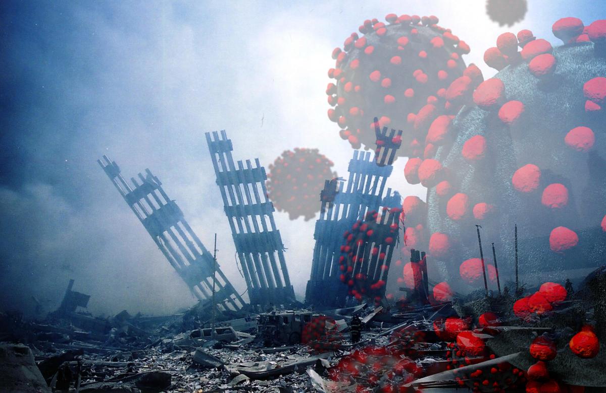 Covid, 9/11 και Πόλεμος για Πάντα