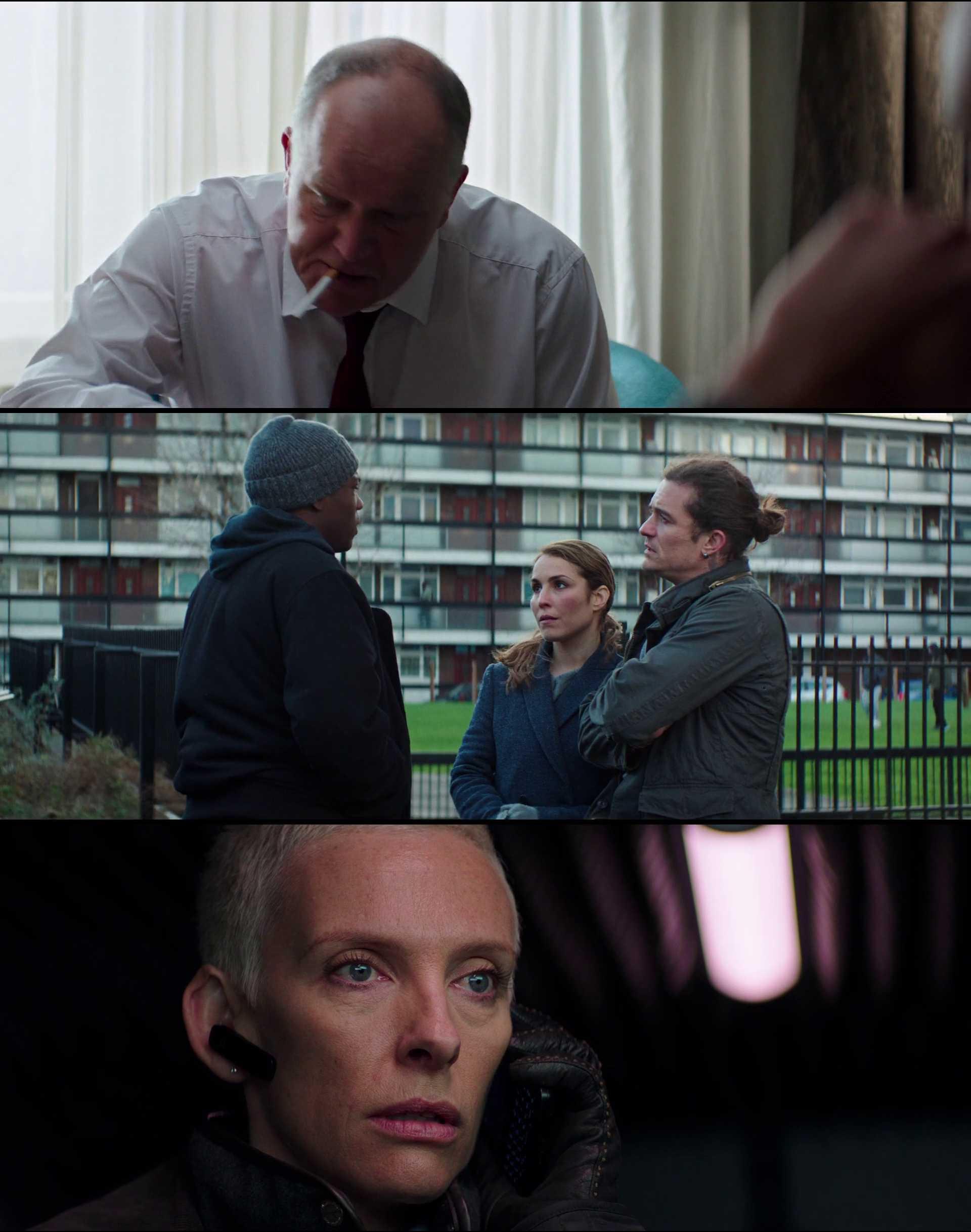 Screenshot of Unlocked Movie