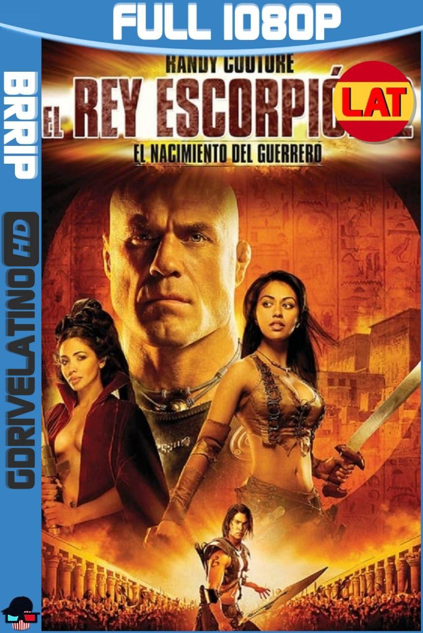 El Rey Escorpión: El Ascenso de un Guerrero (2008) Full HD BRRip 1080p Latino-Ingles MKV