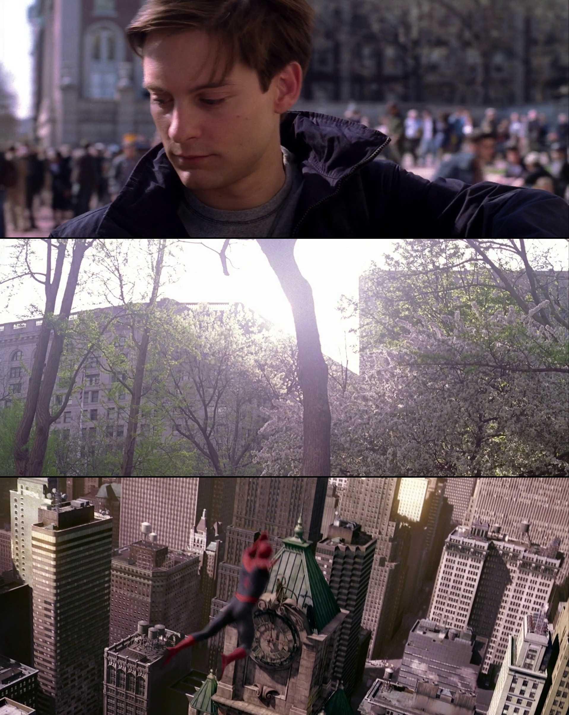 Screenshot of Spider-Man 2 Movie