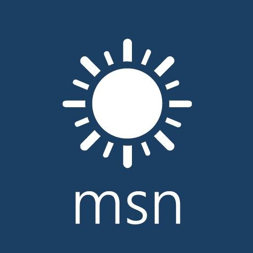Описание приложения MSN Погода