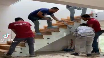 Un trabajo arruinado