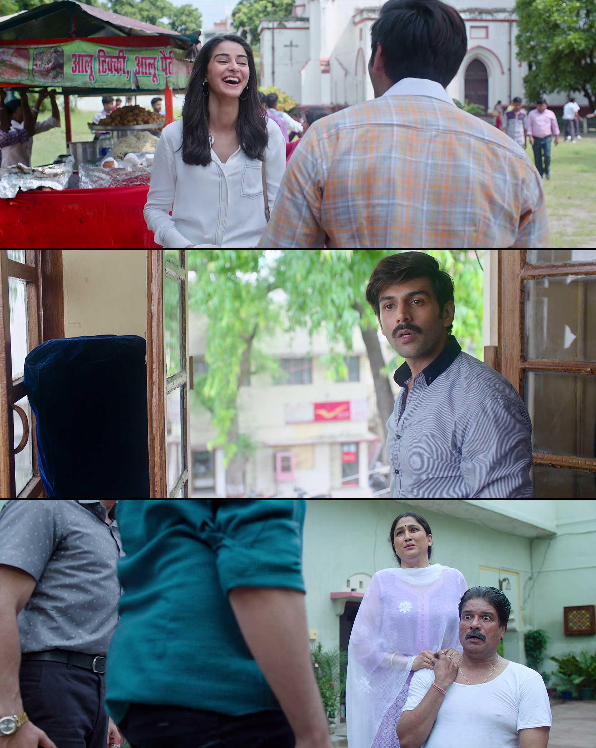 Screenshot of Pati Patni Aur Woh Movie