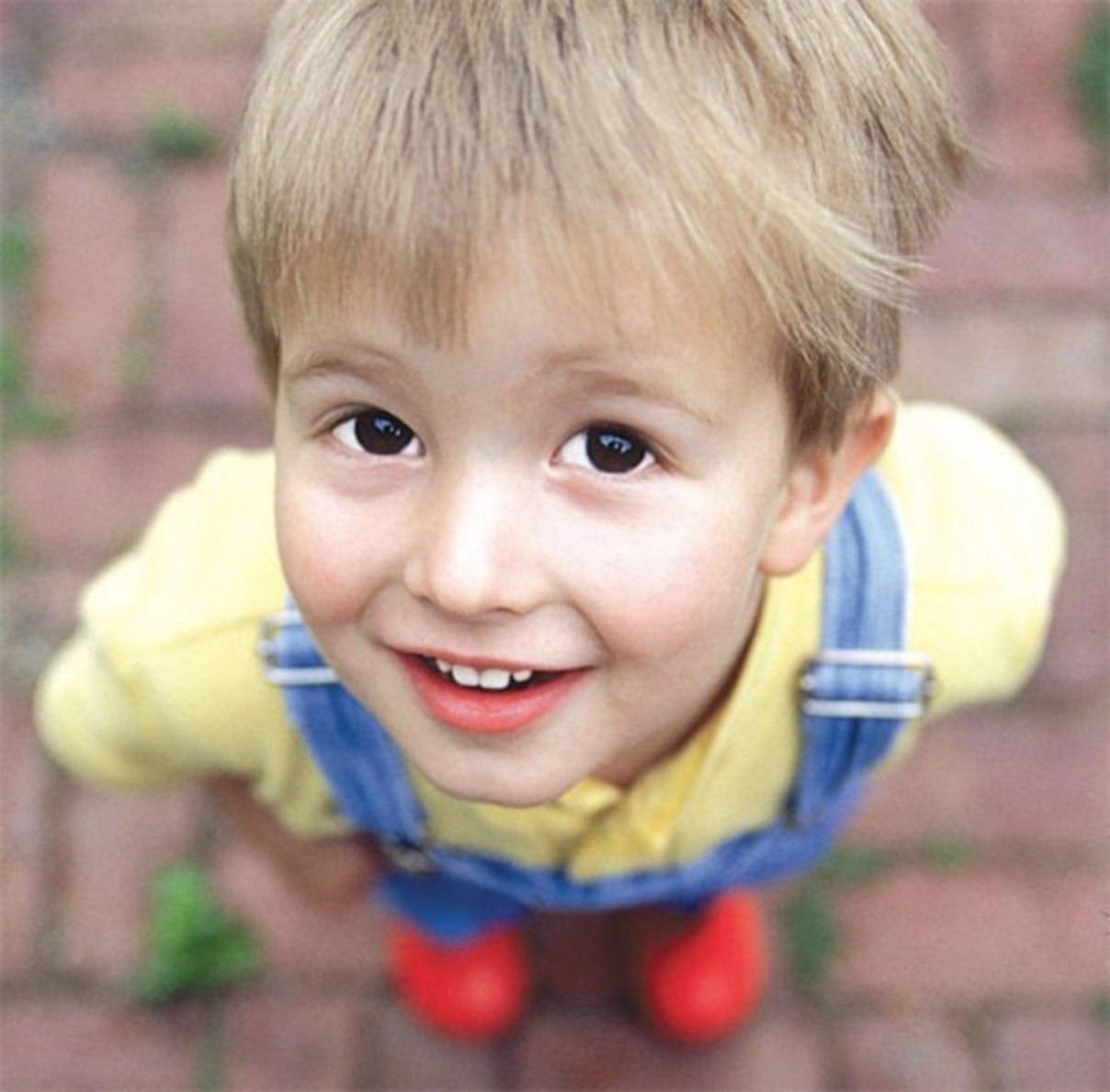 Фото головки у детей