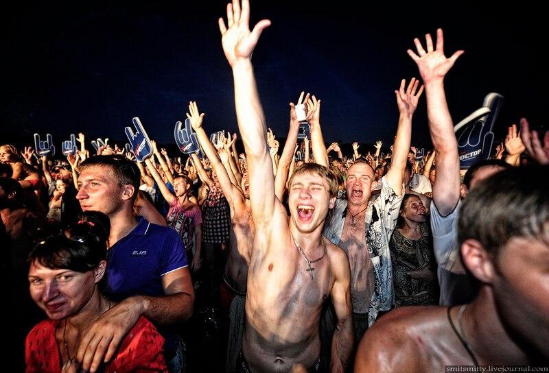 Дальневосточный рок-фестиваль