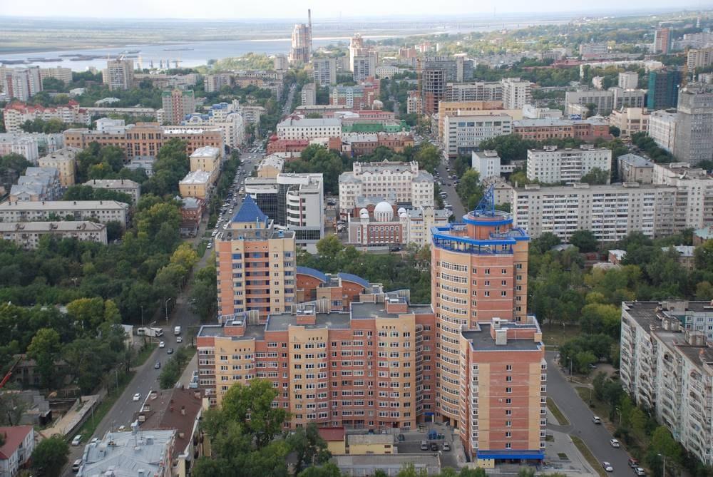 Хабаровск — самый дорогой город России