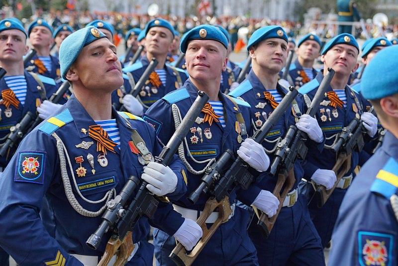 9 мая движение по главным улицам Хабаровска будет ограничено