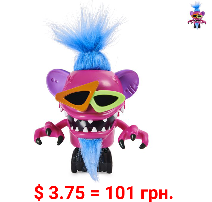 Scritterz, Bonoboz Interactive Collectible Jungle Creature Toy with Sounds and Movement, for Kids Aged 5 and up