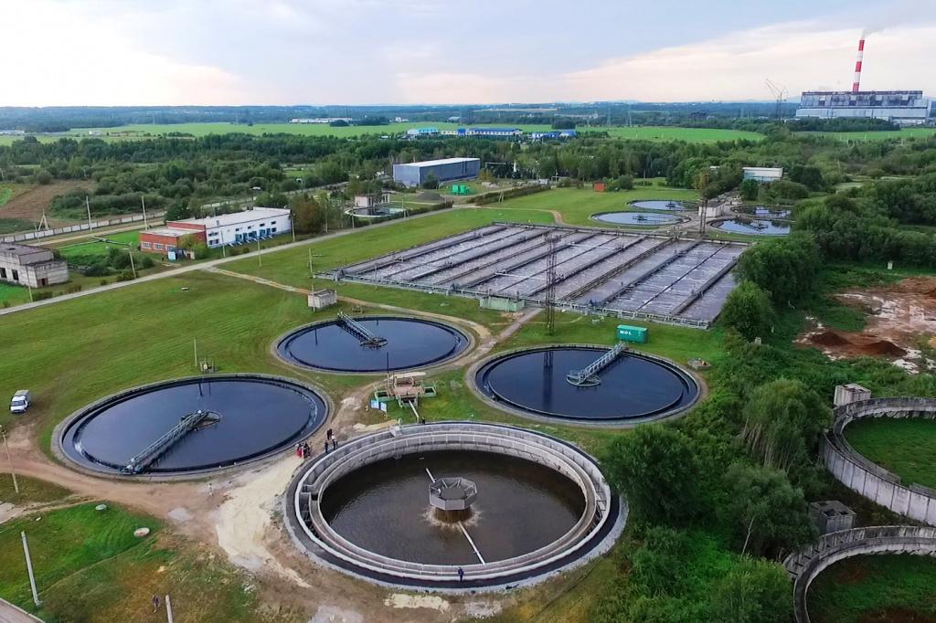 Реконструкцию Хабаровского отстойника сточных вод провел Водоканал