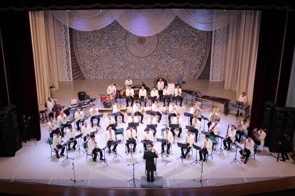 """""""Голос Азии"""": Концерт государственного духового оркестра Республики Казахстан"""