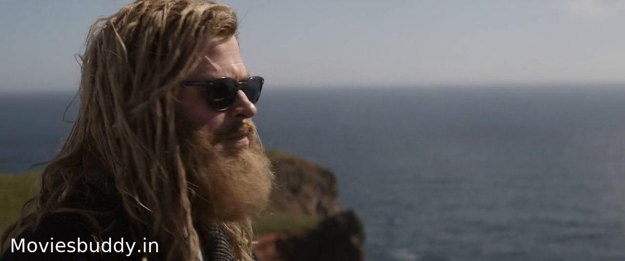 Video Screenshot of Avengers: Endgame