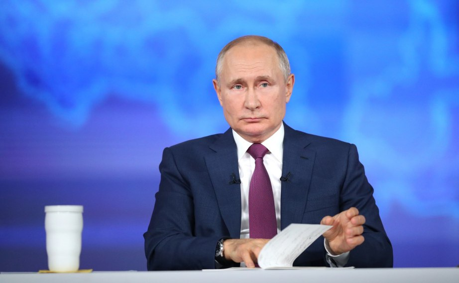 Путин пообещал привести в нормативное состояние дороги к 2024 году