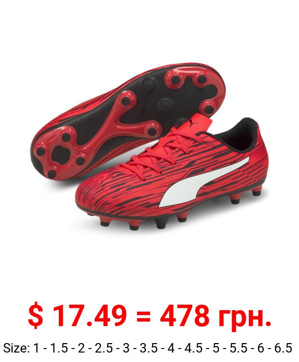 Rapido III FG/AG Soccer Cleats JR
