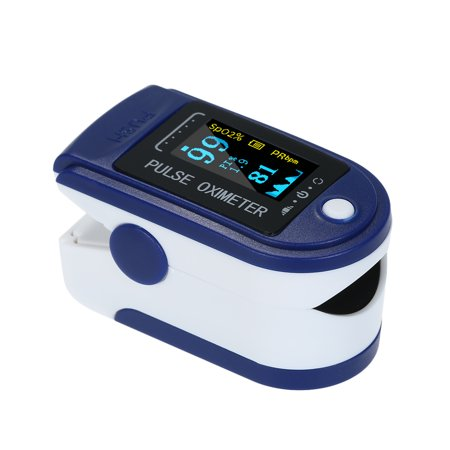 Digital Fingertip OLED Display Blood Oxygen Sensor Saturation Mini SpO2 Monitor