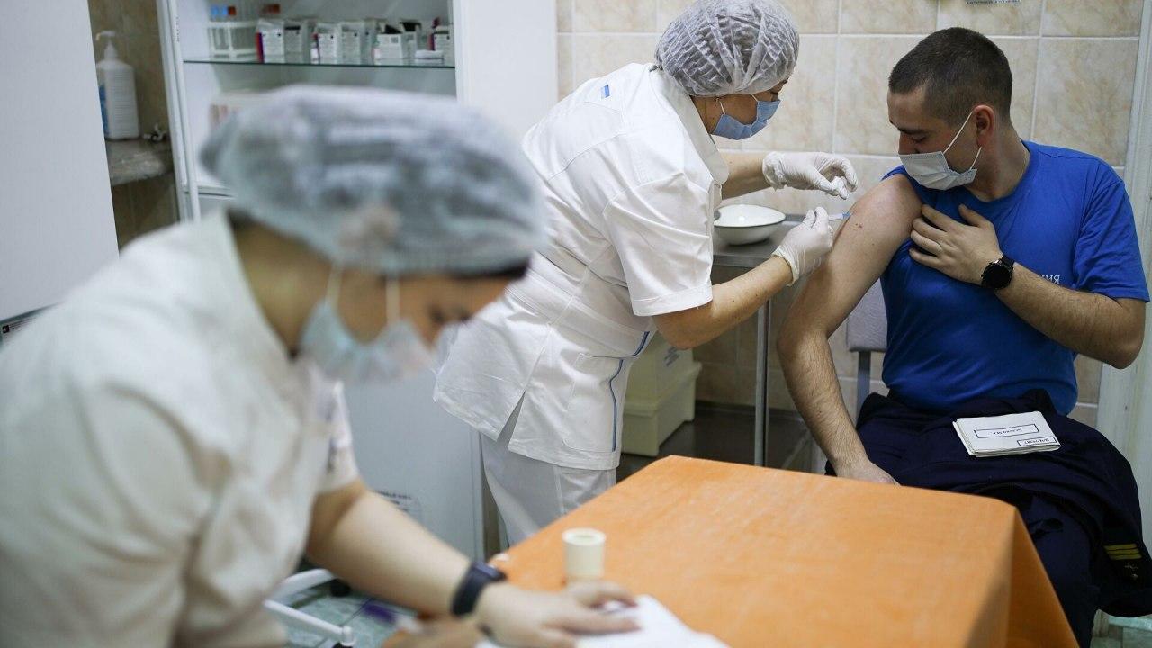 Пункт вакцинации для студентов откроется в Хабаровске