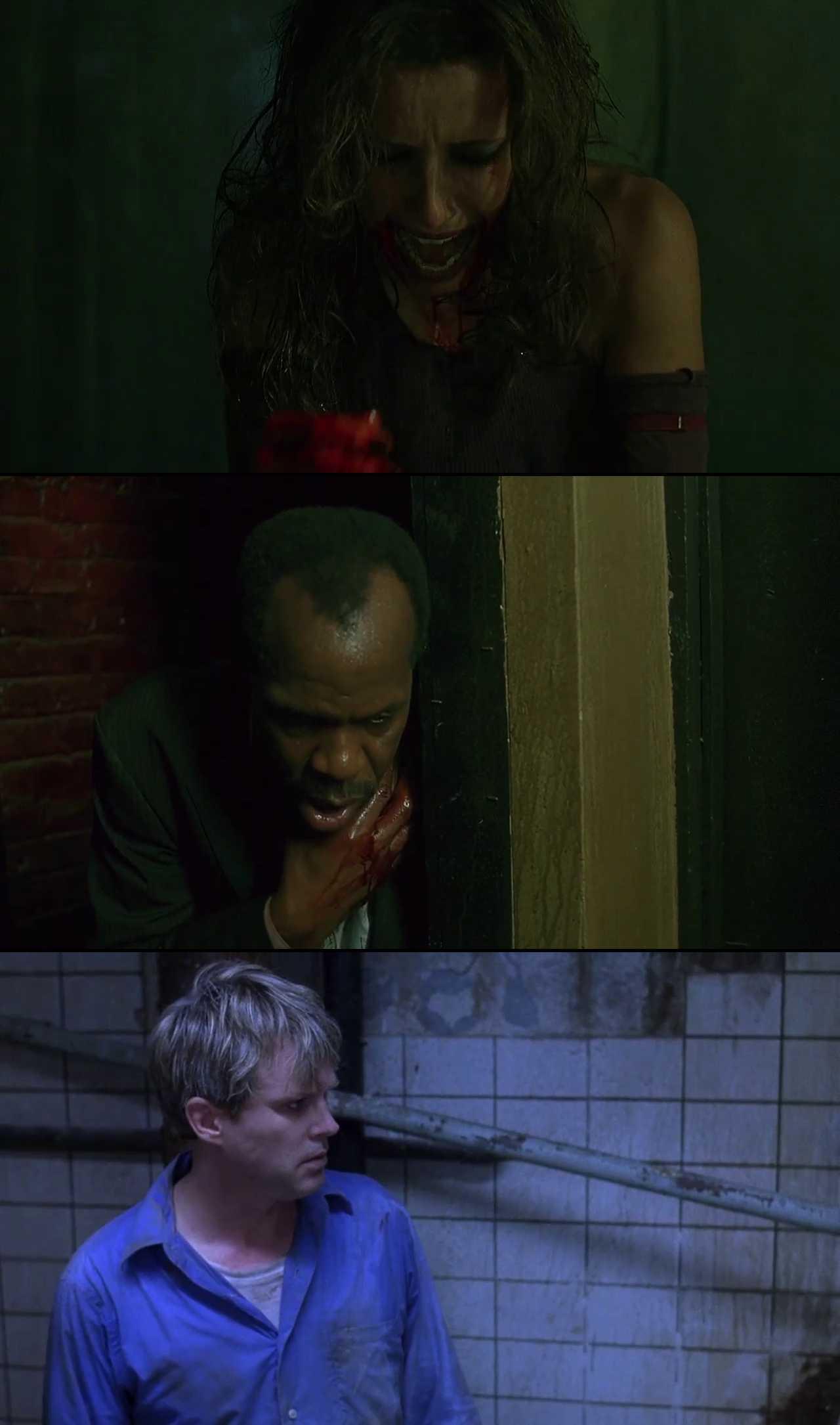 Screenshot of Saw Movie