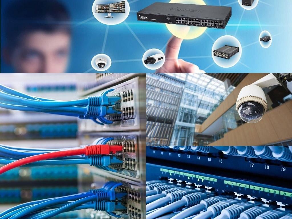 Различия в современных сетевых коммутаторах