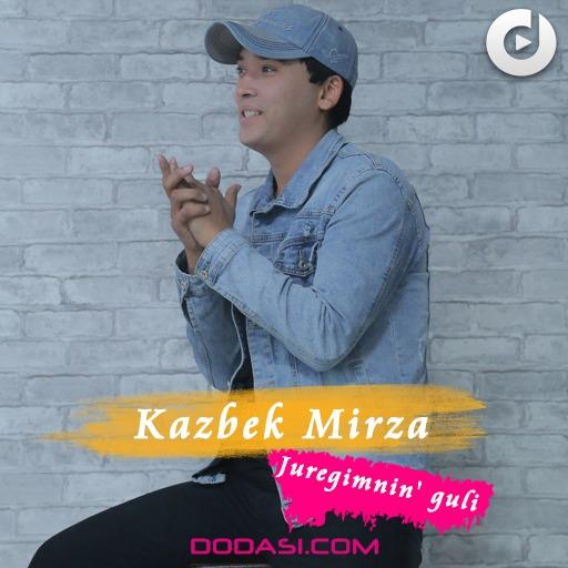 Kazbek Mirza - Juregimnin' guli