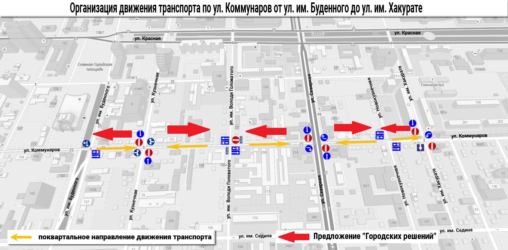 """Предложение """"Городских решений"""""""