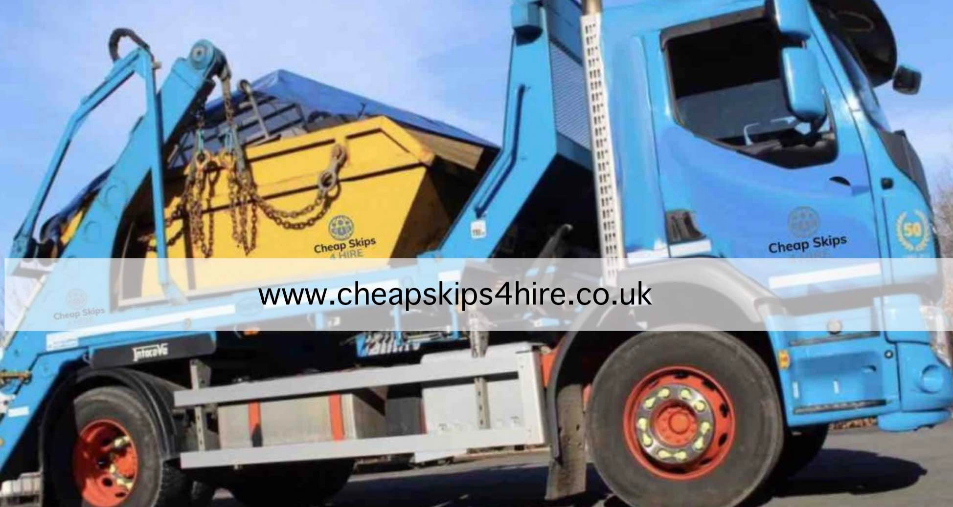 How Cheap Skip Hire Services Dispose of Garbage Smartly and Affordably