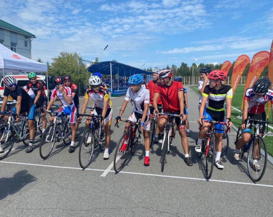Хабаровчане стали победителями и призерами Всероссийских соревнований по велоспорту
