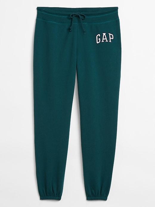 Gap Logo Joggers In Fleece