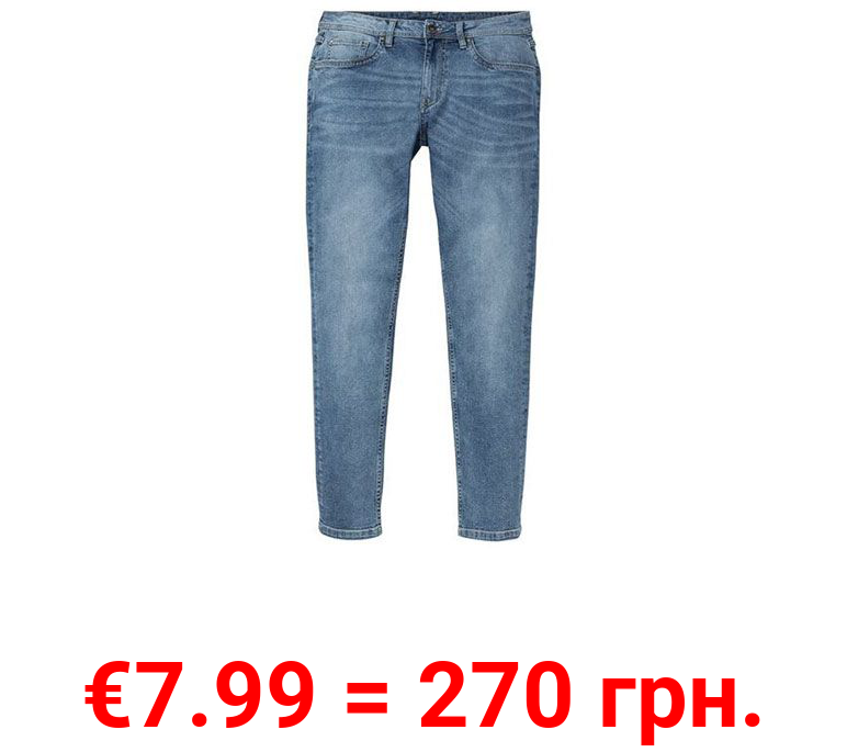 LIVERGY® Herren Jeans Tapered fit