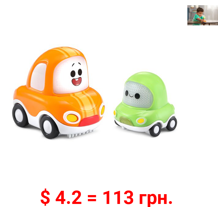 VTech, Go! Go! Cory Carson, SmartPoint Cory and Chrissy, Car Toys