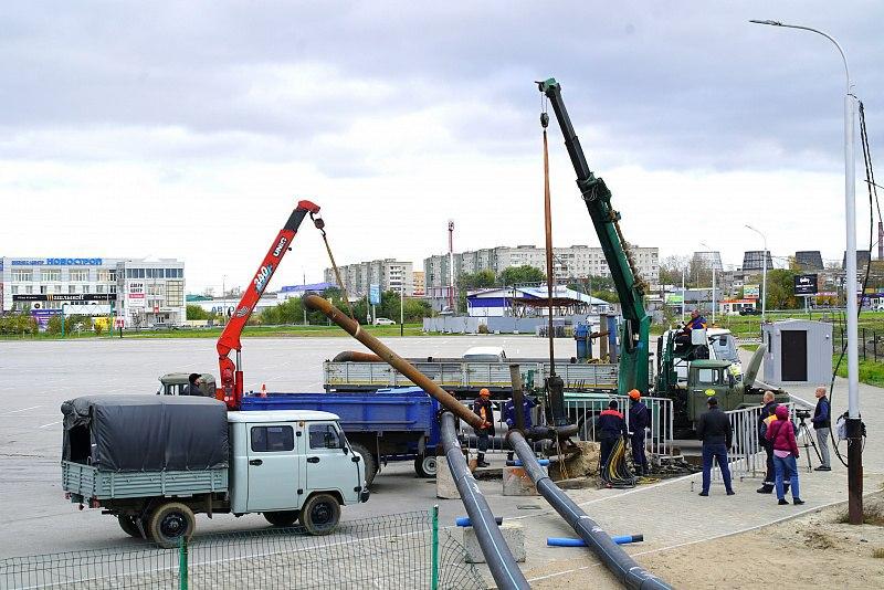 Работа Водоканала усилена на период прохождения паводка в Хабаровске
