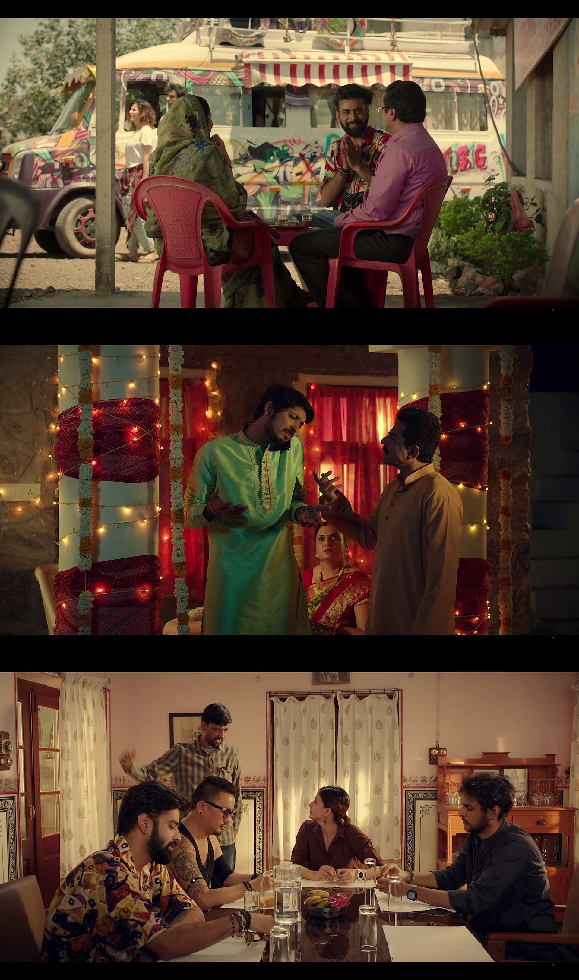 Screenshot of Shaadisthan Movie