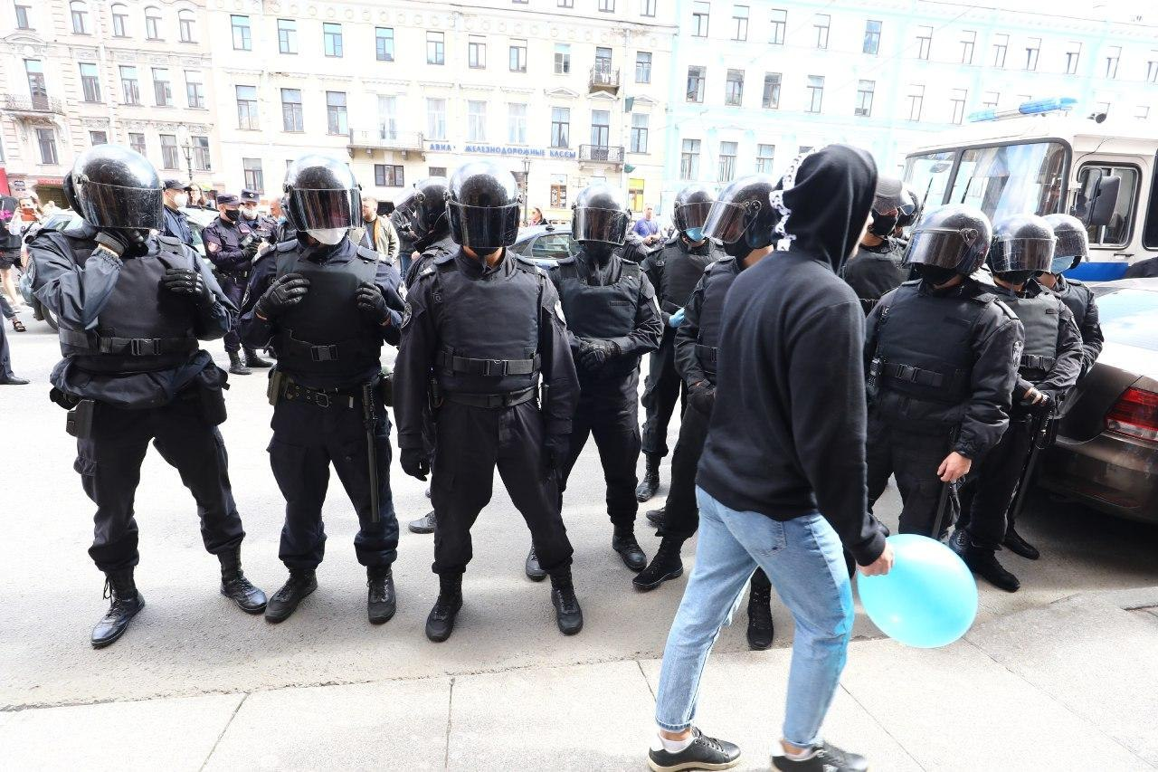 Хабаровчанина арестовали на15суток из-за акции протеста