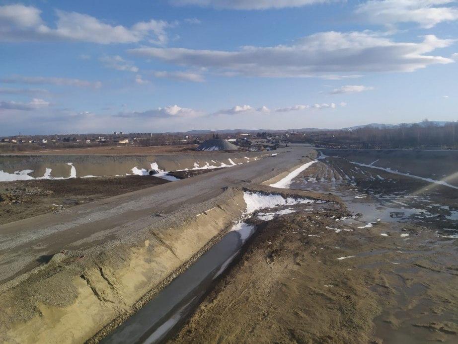 Готовность автодороги «Обход Хабаровска»