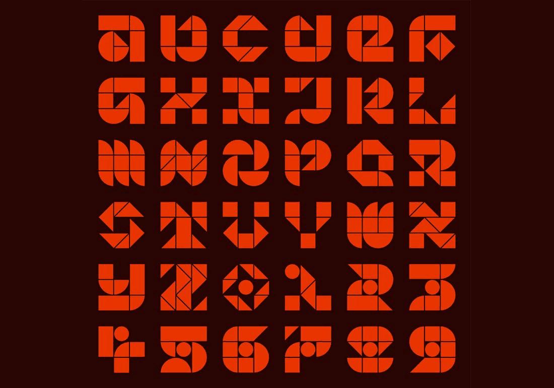 Blokmode Stencil