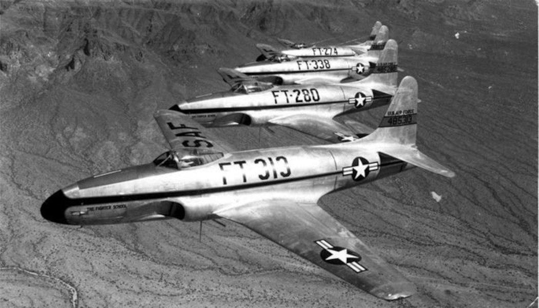 США бомбили Дальний Восток в 1950 году