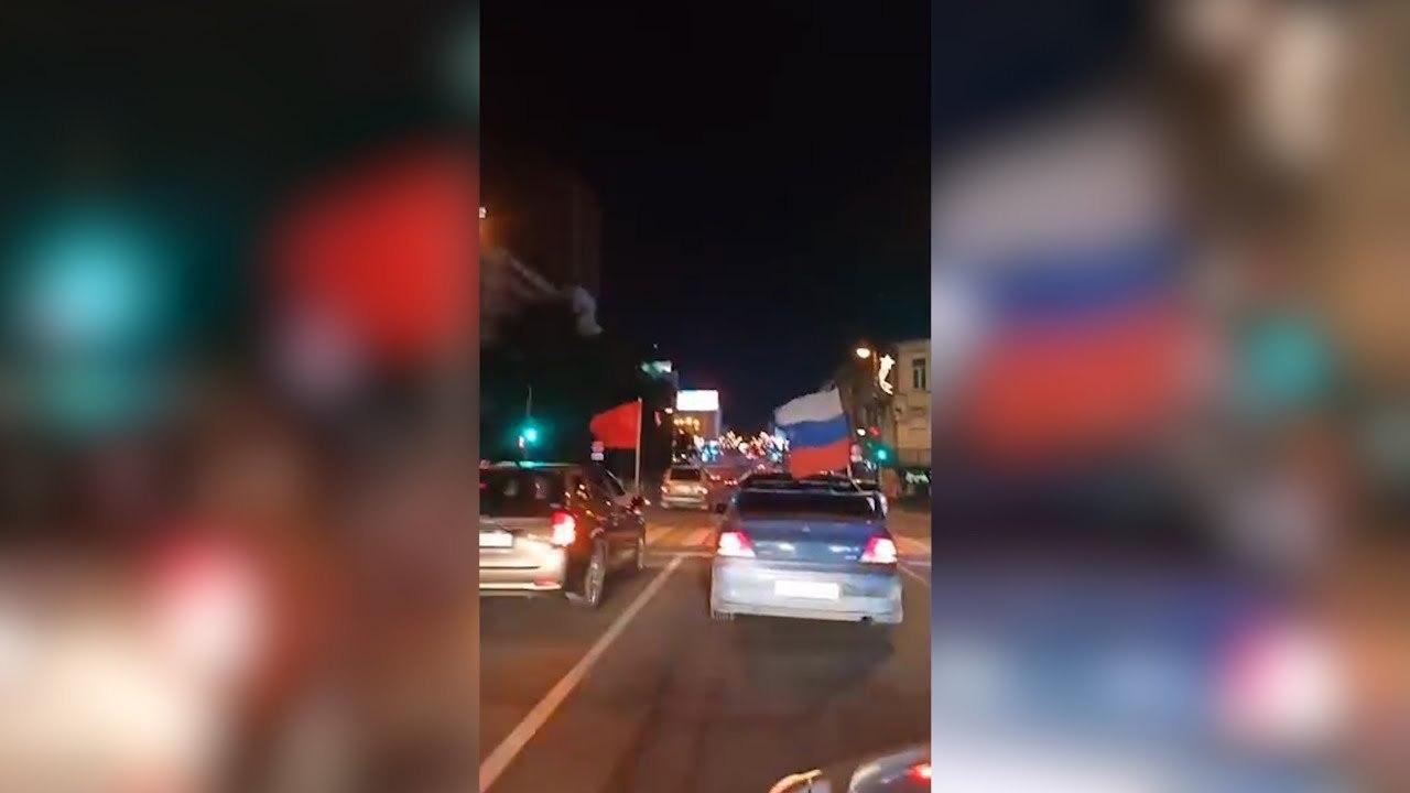 ВоВладивостоке задержали участника автопробега вподдержку Хабаровска