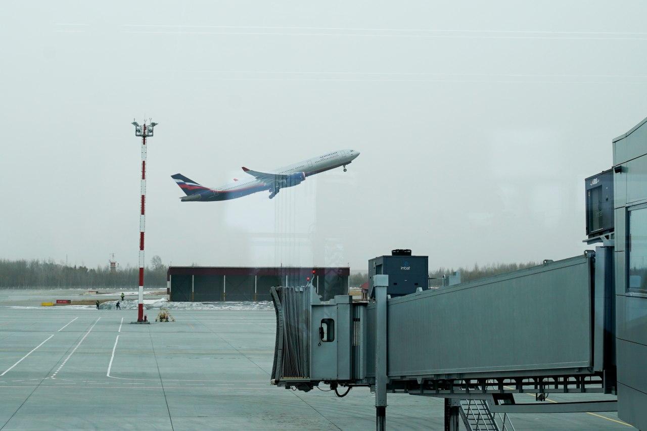 Реконструкция в аэропорту Хабаровска