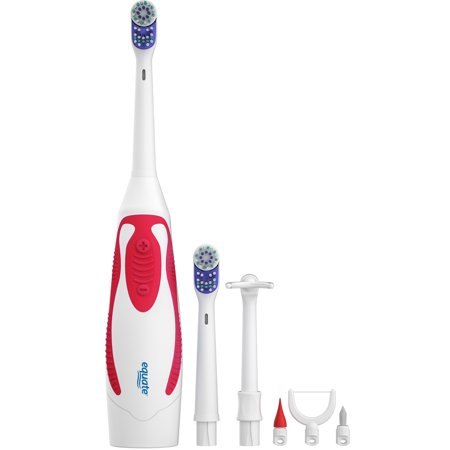 Equate Vital Health Power Oral Care Kit, Multiple Dental Items Included