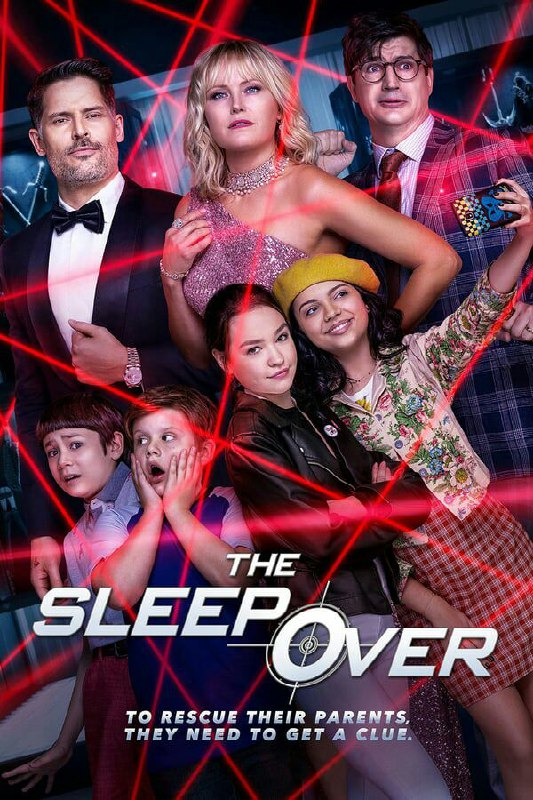 Free Download The Sleepover Full Movie