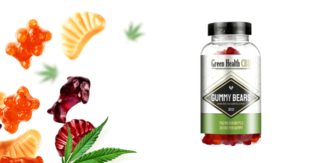 Green Health CBD Gummies Review 2021: Relief From Pain & Anxiety | homify