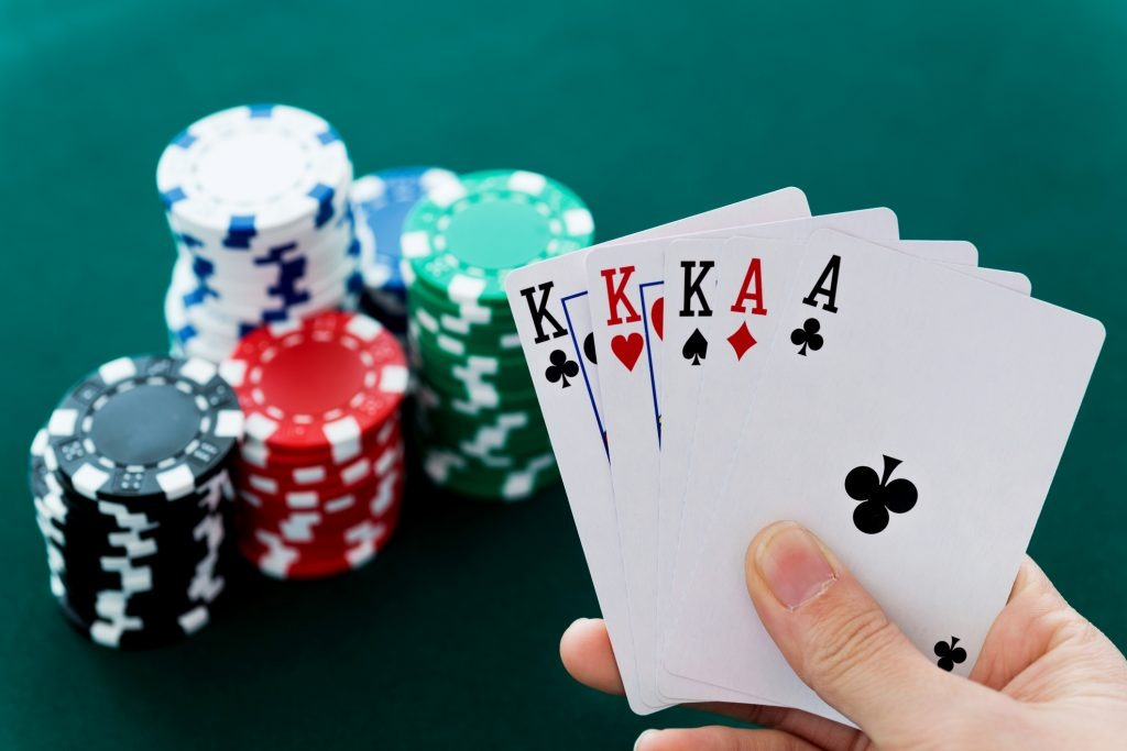 Judi Poker Online Tanpa Ada Repot Serta Gampang Menang Telegraph