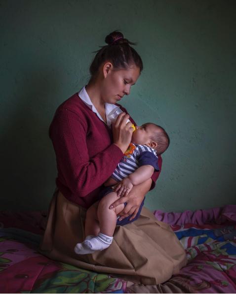 «Лечение» подростковых беременностей роботами