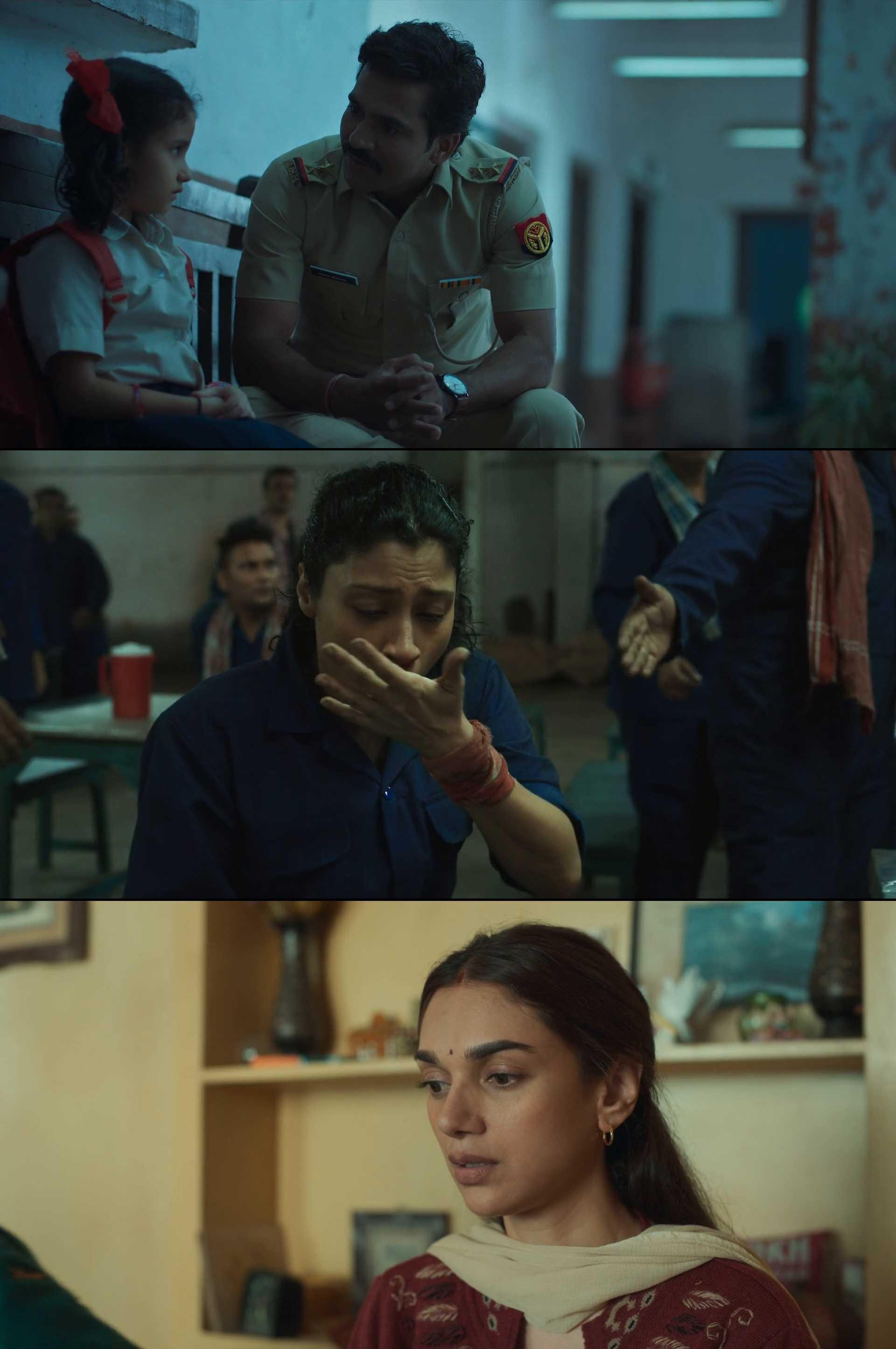 Screenshot of Strange Dastanas Movie