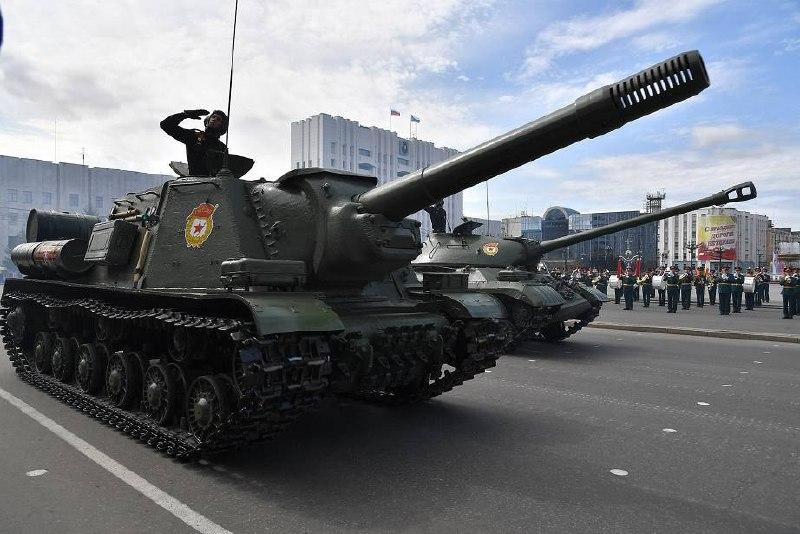 День Победы отпразднуют в Хабаровске в полном объеме