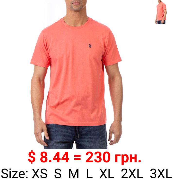 U.S. Polo Assn. Men's Short Sleeve Crew Neck T-Shirt
