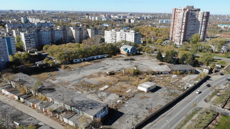 Школа на 1100 мест будет построена в Хабаровске