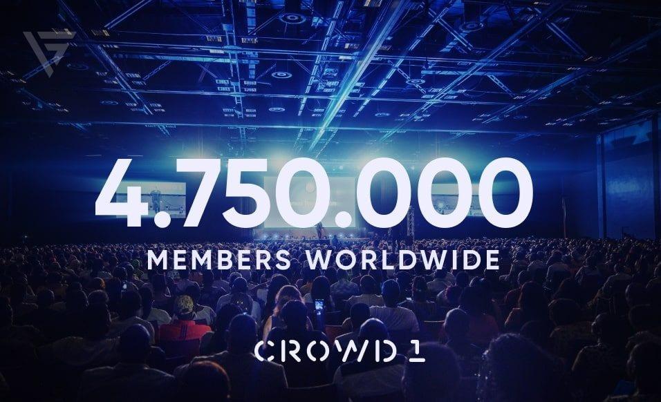 Crowd1 – кто первый на вылет?