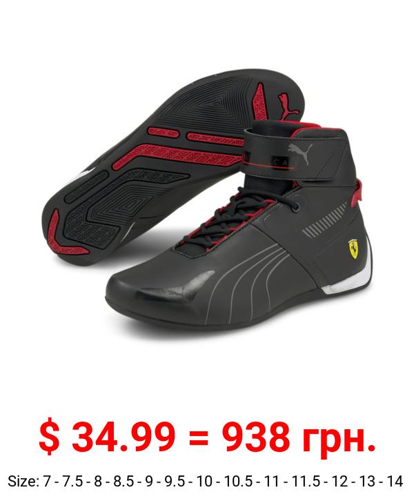 Scuderia Ferrari A3ROCAT Mid Motorsport Sneakers