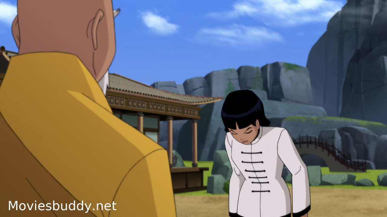 Video Screenshot of Batman: Soul of the Dragon