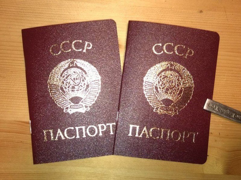 Хабаровчане отказываются от Российских паспортов